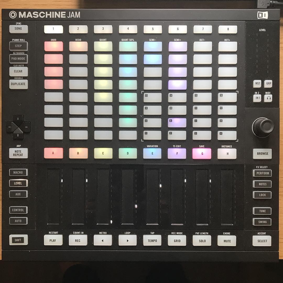 aaaaah Little Man #maschinejam